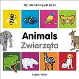 My First Bilingual Book - Animals - English-Polish