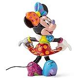 Enesco Disney by Britto by Enesco Minnie Mouse Figurine, 6.25