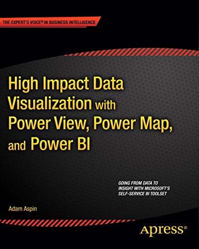 Adam Aspin - High Impact Data Visualization with Power View, Power Map, and Power BI