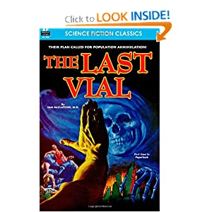 Last Vial, The by Sam McClatchie