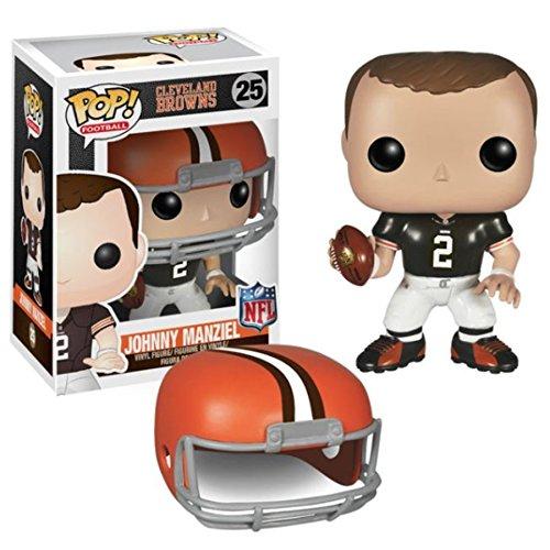 Funko NFL Pop Wave 1: Johnny Manziel