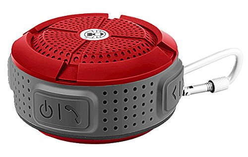 Coleman Aktiv Sounds Waterproof Bluetooth Speaker (CBT11-R)