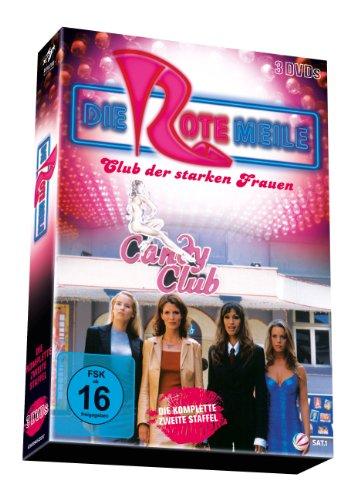 Die Rote Meile - Club der starken Frauen - Staffel 2 (3DVDs)