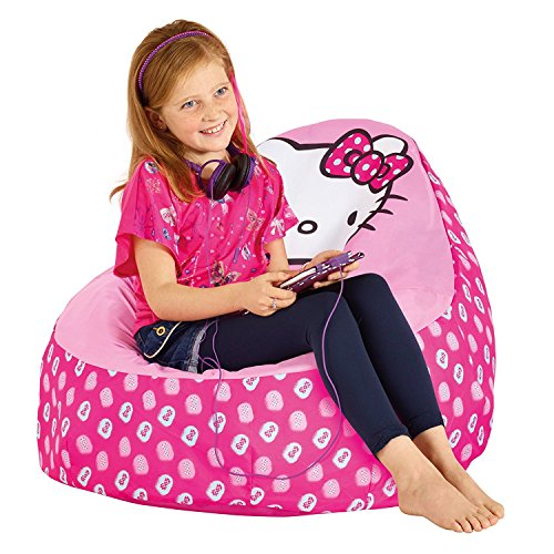 XXL-Clubsessel-AUSWAHL-Kindersessel-Sessel-Kindercouch-Hello-Kitty
