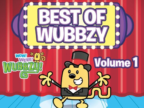 Wow! Wow! Wubbzy!, The Best of Wubbzy, Volume 1