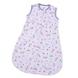 Summer Infant SwaddleMe Sack, Sweet Owls Girl, Small