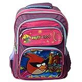"Angry Bird School Bag Size : 13.5"""