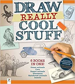 Draw really cool stuff hinkler for Draw really cool stuff