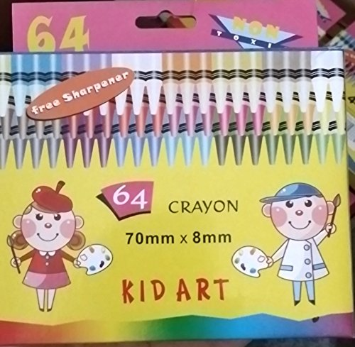 Kid Art Crayons (2)