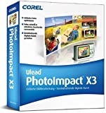 Software - Ulead Photo Impact X3