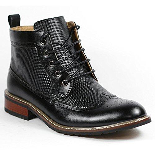 Ferro Aldo Wing Tip Dress Ankle Boot