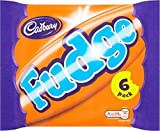 Cadbury Fudge Bar 6 Pack 147G