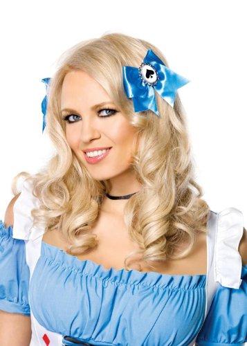 Leg Avenue Alice In Wonderland Hair Bows -7838