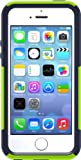 OtterBox Commuter Series Case for iPhone 5/5s - Retail Packaging - Blue/Lime Green