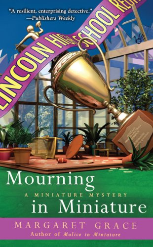 Image for Mourning In Miniature (Miniature Mysteries)