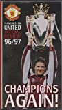 Video - Manchester United - End Of Season Review 1996/97 [VHS]