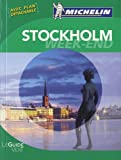 echange, troc Collectif Michelin - Guide Vert Week-end Stockholm