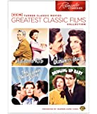 TCM Greatest Classic Films: Romantic Comedies (Adam's Rib/Woman of the Year/The Philadelphia Story/Bringing up Baby)