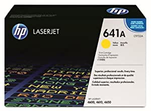 HP Compatible Toner Cartridge Replacement for HP C9722A (Yellow)