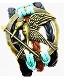 The Hunger Game Bracelet Mockingjay - Les Jeux bracelet de Mockingjay de la faim - bijoux de mode des bijoux en film The Hunger Games 2 'll présent! bracelet unisexe The Hunger Games Mockingjay bijoux dierection un grand fan de l'acier inoxydable rétro Freizeitschmmuck