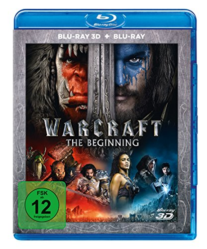 Warcraft: The Beginning [3D Blu-ray]