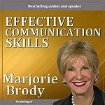 Effective Communication Skills   Marjorie Brody