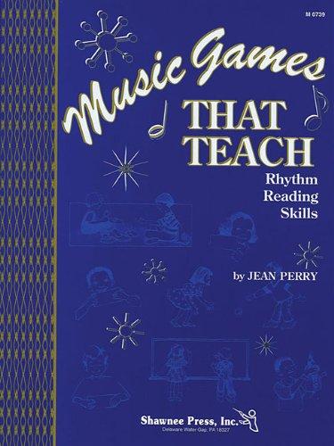 Music Games That Teach: Rhythm Reading Skills