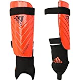 Adidas Unisex Football Predator Repliqe DS Shin Guards Pads Protectors Infrared/Black M