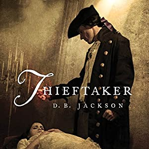 Thieftaker Audiobook