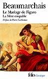Mariage de Figaro Mere (Folio) (French Edition) (2070375277) by De Beaumarchais, Pierre-Augustin C.
