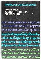 A Short History of English Teacher's Edition…