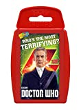Top Trumps - Doctor Who Pack 8 Card Game