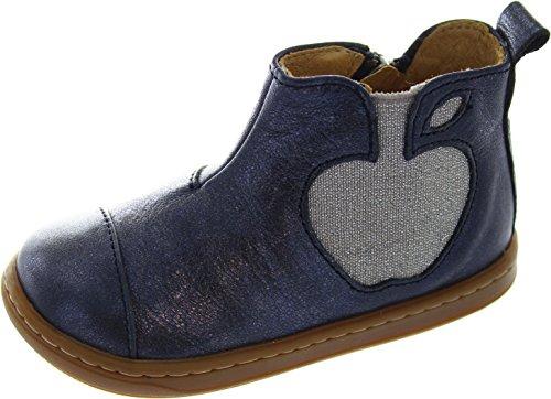 Shoo Pom Bouba Apple, Stivali bambine blu Blue, blu (Blue), Bambino 25,5 EU