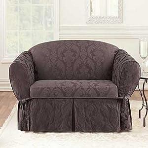 Amazon Sure Fit Matelasse Damask 1 Pc Sofa Linen