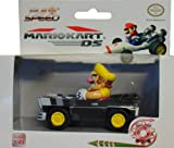 Mario Kart DS Pull and Speed Wario Brute 17302 1/43e