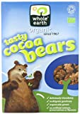 Whole Earth Organic Tasty Cocoa Bears 250 g (Pack of 3)