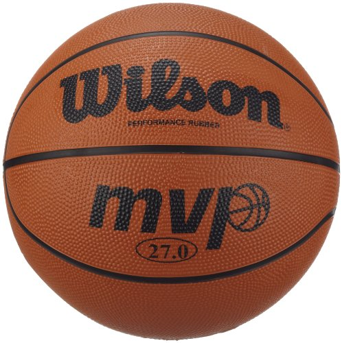 Wilson Performance Rubber MVP Pallone Basket n.5