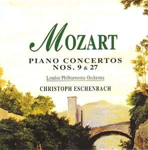 Mozart: Piano Concertos Nos 9 & 27
