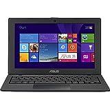 ASUS X200MA-SCL0505F 11.6-Inch Touchscreen Laptop/Intel Celeron N2840/4GB memory/500GB HDD/Win 8.1 (Black)