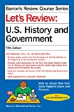 img - for Let's Review U.S. History and Government (Barron's Review Course) book / textbook / text book