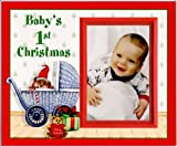 Baby's First Christmas Picture Frame Gift