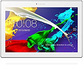 "Lenovo Tab 2 A10-70 Tablette tactile 10"" Full HD Blanc (16 Go, Android)"