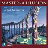51eIBR1vzTL. SL160  Master of Illusion Calendar: The Art of Rob Gonsalves   [CAL 2012 MASTER OF ILLUSION] [Calendar]