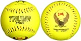 Trump® MP-47-SSAA-Y 12 Inch 47/525 SSAA Approved Leather Softball (Sold in Dozens)