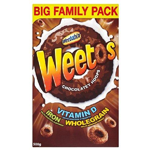Weetabix Weetos Chocolate Flavour 500g