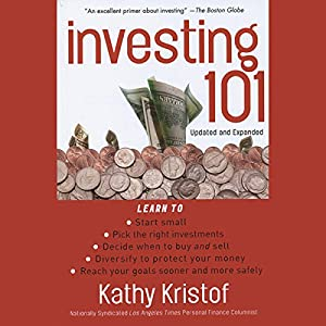 Investing 101, 2nd, Updated and Expanded Edition Audiobook
