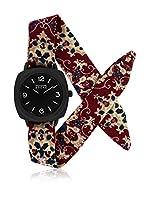Rich Gone Broke Reloj de cuarzo Woman RED AMMAN 35 mm