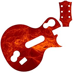 GameRigs Nintendo Wii EGO Battleskin for Les Paul Guitar Controller