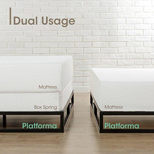 Soporte De Zinus Moderno Studio 10 Pulgadas Plataforma | Yaxa co