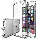 "iPhone 6 Plus Case - Ringke FUSION iPhone 6 Plus 5.5 "" Case [Free HD Film/Dust Cap&Drop Protection][CRYSTAL VIEW] iPhone 6 Plus Case Shock Absorption Bumper Premium Hard Case for Apple iPhone 6 Plus 5.5 Inch - Eco/DIY Package"